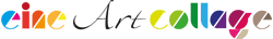 """Logo """"Eine Art Collage"""" von Regina Heckendorf"""